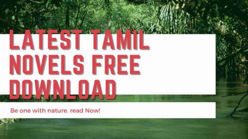 Latest Tamil Novels Free Download