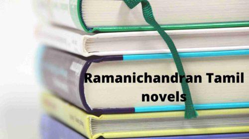 Ramanichandran Tamil novels